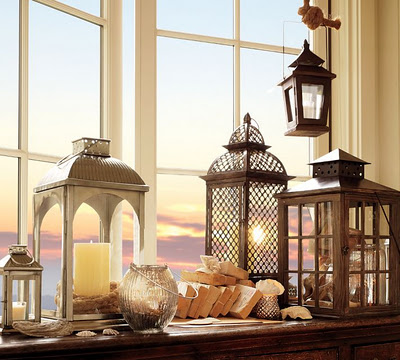 Home decorating ideas decorating with lanterns koehler for Home decorating company