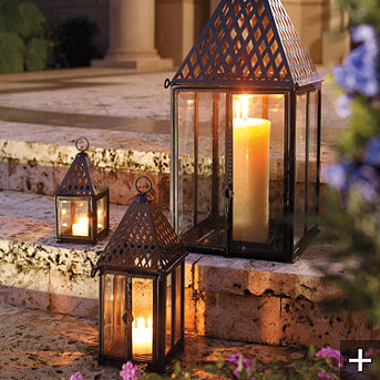 Home Decorating Ideas: Decorating with Lanterns