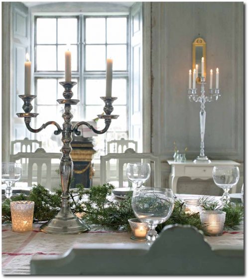 Home Decoration: Swedish Country Home Decor