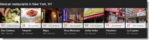 mexican restaurants nyc - Google Search