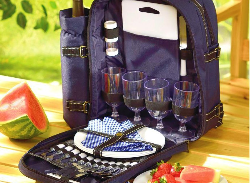 Wholesale Product Spotlight – Picnic Backpack