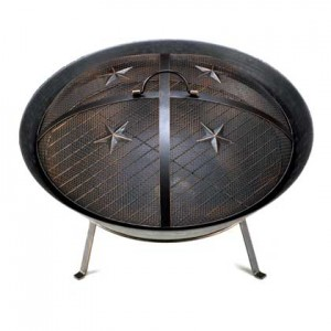 What's New at Koehler Home Decor – Western Stars Fire Pit