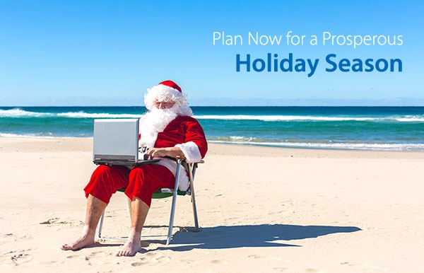 Christmas in September – Why It's Time to Begin Finalizing Your Holiday Marketing Now