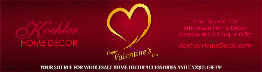 Wholesale Product Spotlight: Valentine's Day Gifts at KHD