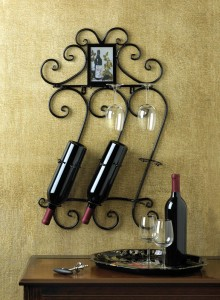 New at KHD – Wine Wall Rack