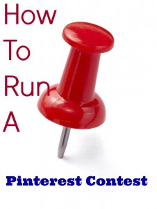 How to Run a Pinterest Contest in 2014