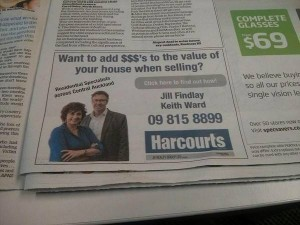 harcourts-online-ad-in-newspaper