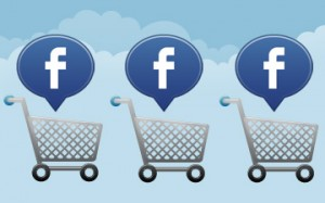 facebook shopping cart