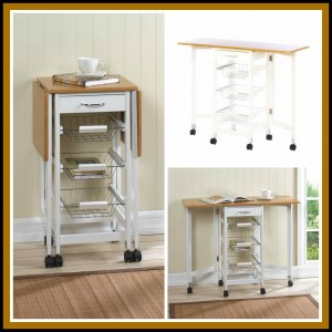 Wholesale Product Spotlight – Extended Kitchen Table Trolley