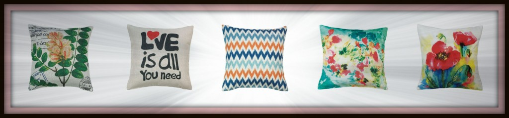 New at KHD – Designer Throw Pillow Collection
