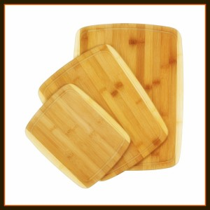 New at KHD – Bamboo Cutting Boards Trio