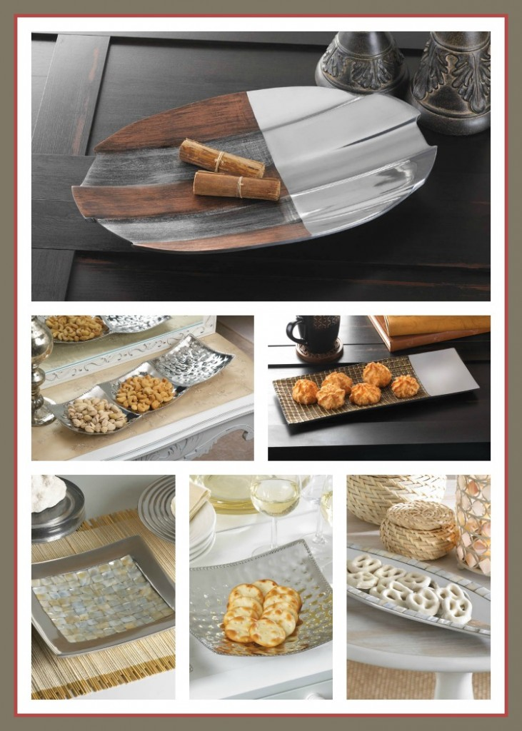 New at KHD – Holiday Serving Tray Collection