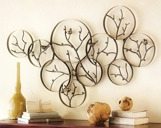New at khd birds on branches wall art koehler home for Koehler home decor