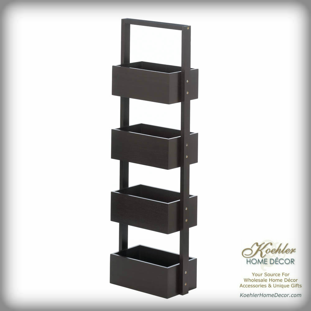 Wholesale Product Spotlight – Espresso 4 Tier Spa Tower