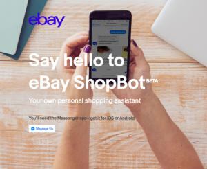 KHD Buzz – Meet eBay's new Shopbot, Take a Look at Amazon's Drone Lab, Check out the SORO 2016 Report and More