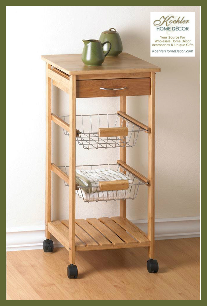 Wholesale Product Spotlight – Osaka Kitchen Cart