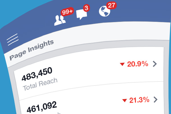 3 Simple But Effective Ways to Beat Facebook Organic Reach Decline