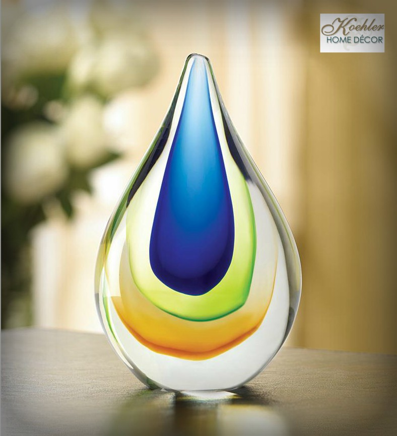 Wholesale Product Spotlight – Art Glass Teardrop