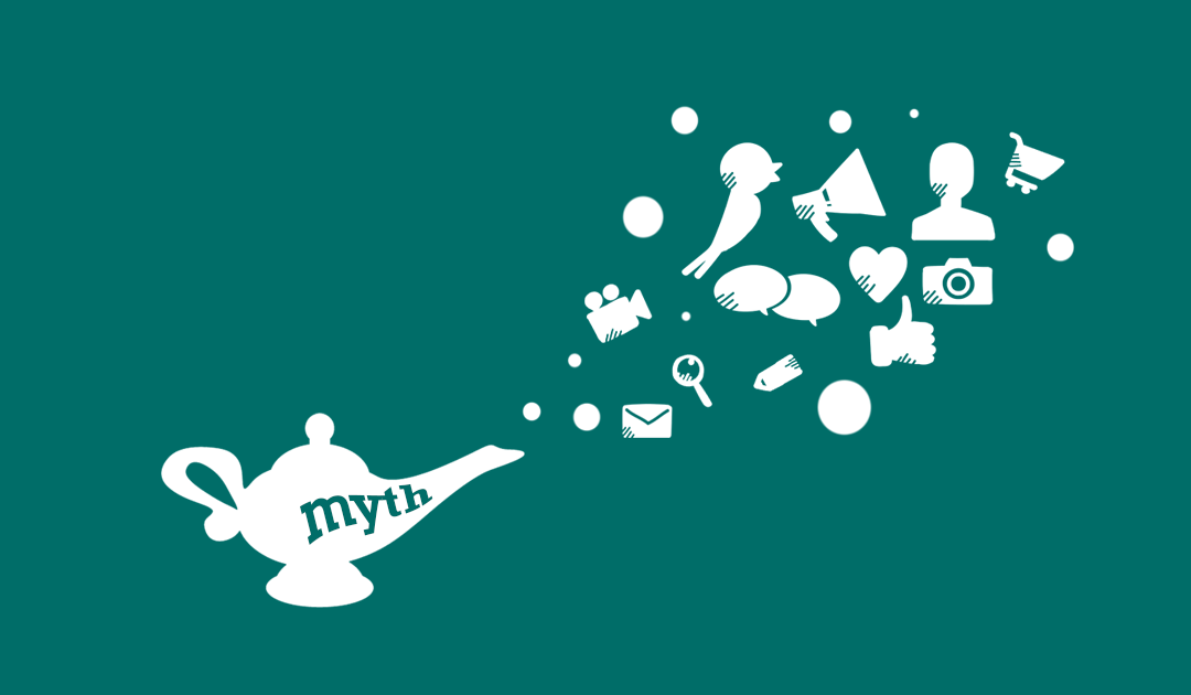 2018 Social Media Marketing Myths Explored and Exploded