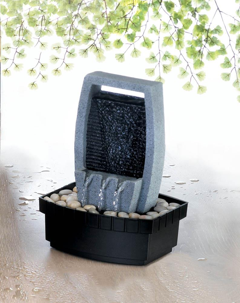 Wholesale Product Spotlight – Classic Water Wall Tabletop Fountain