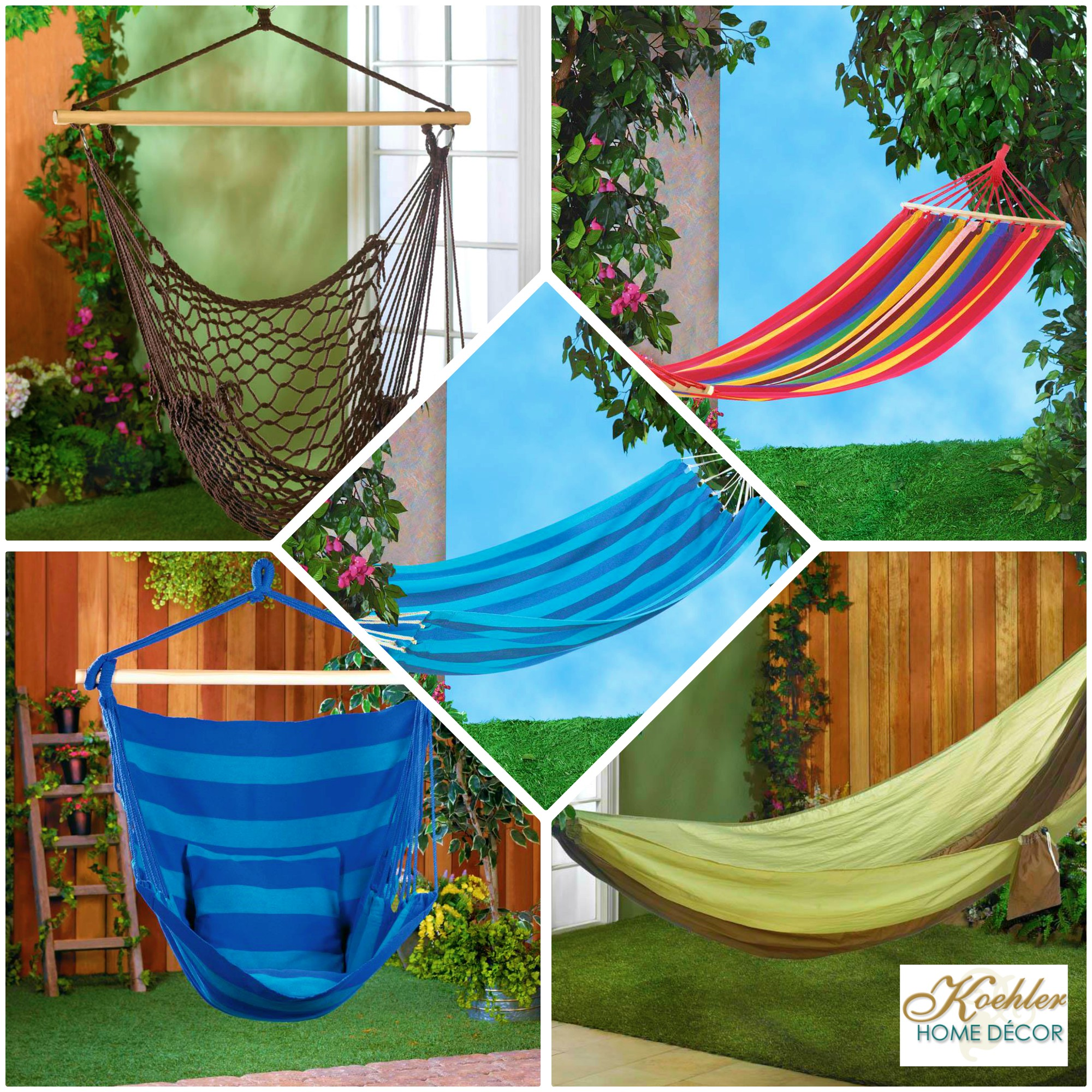 Wholesale Product Spotlight – Summer Hammocks Collection
