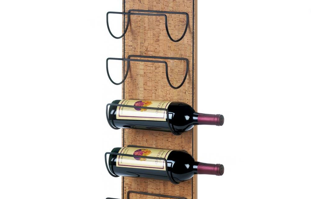 Wholesale Product Spotlight – Rustic Wine Sign Bottle Holder