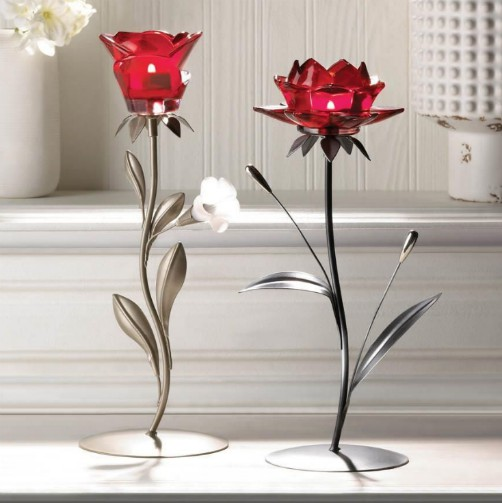 New at KHD – Symbol of Love Candle Holder