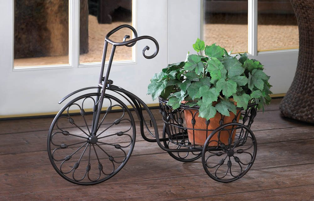 Wholesale Product Spotlight – Bicycle Plant Stand