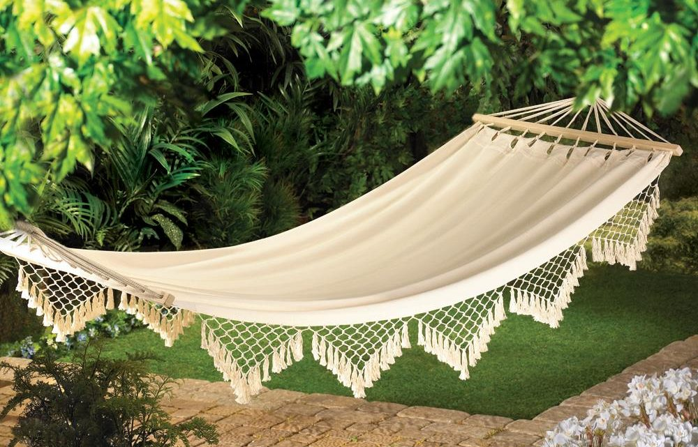 Wholesale Product Spotlight -Cape Cod Hammock