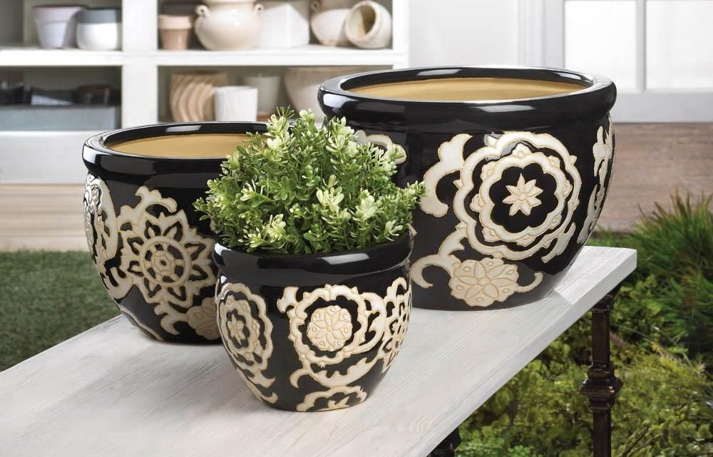 New at KHD – Planter Trio Collection