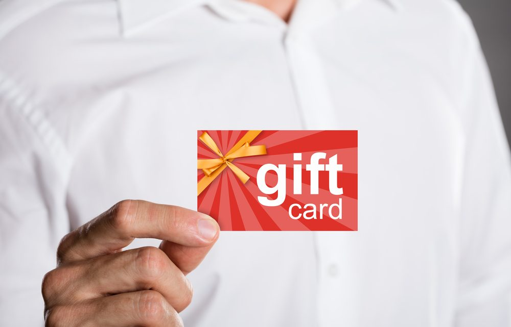 The Big Benefits of Gift Cards for Small Retailers