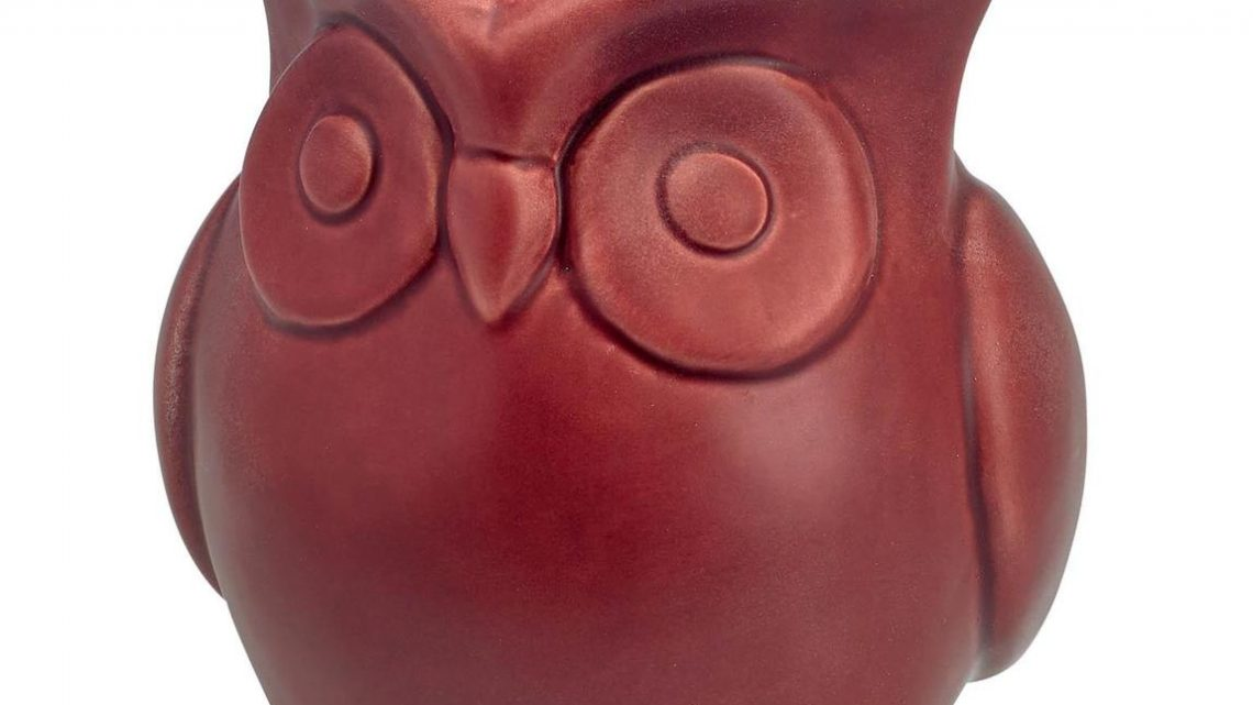New at KHD – Scented Owl Candle
