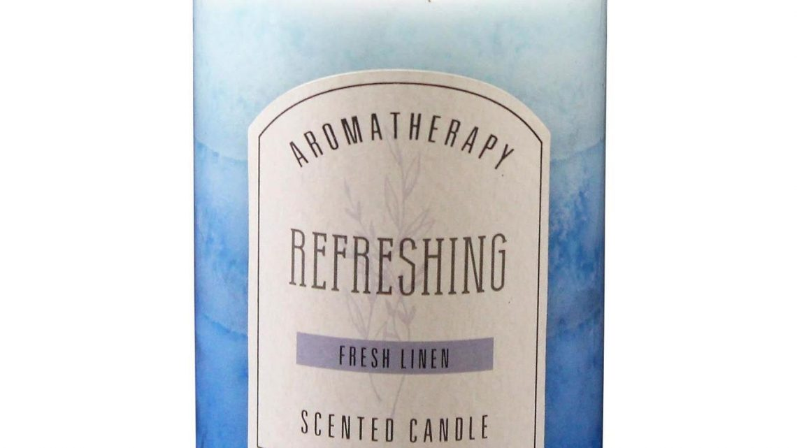 New at KHD – Scented Pillar Candle Collection