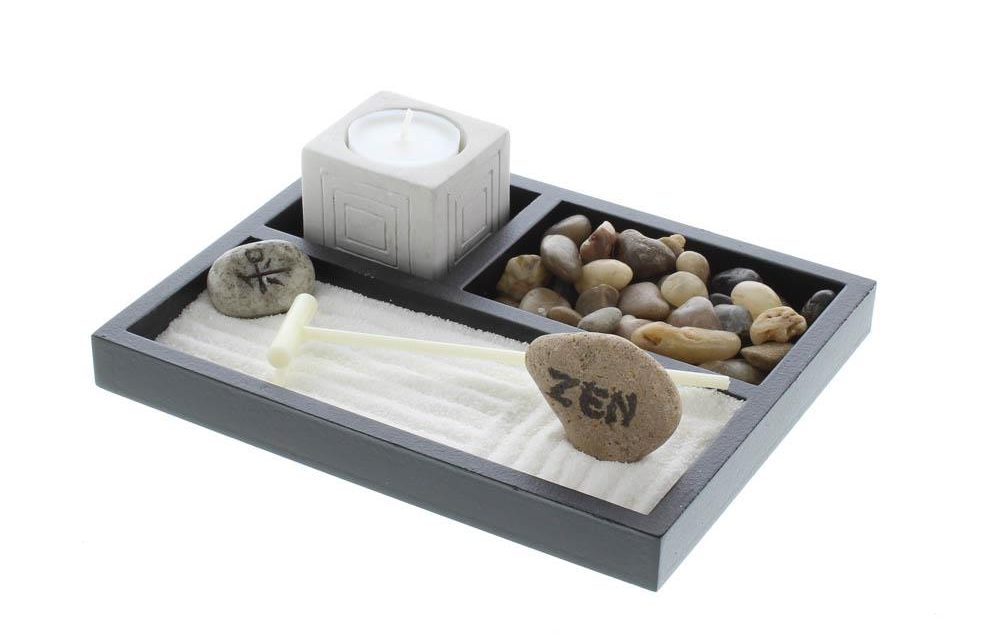 Wholesale Product Spotlight – Tabletop Zen Garden Kit
