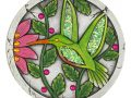 Wholesale Product Spotlight – Green Hummingbird Garden Stepping Stone
