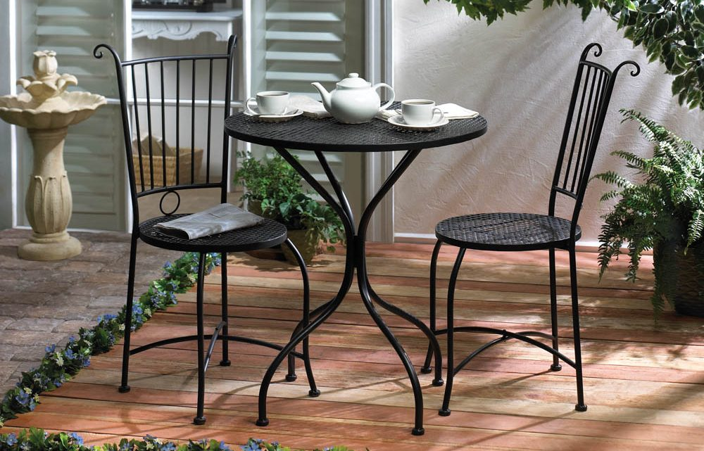 Wholesale Product Spotlight – Outdoor Bistro Patio Set