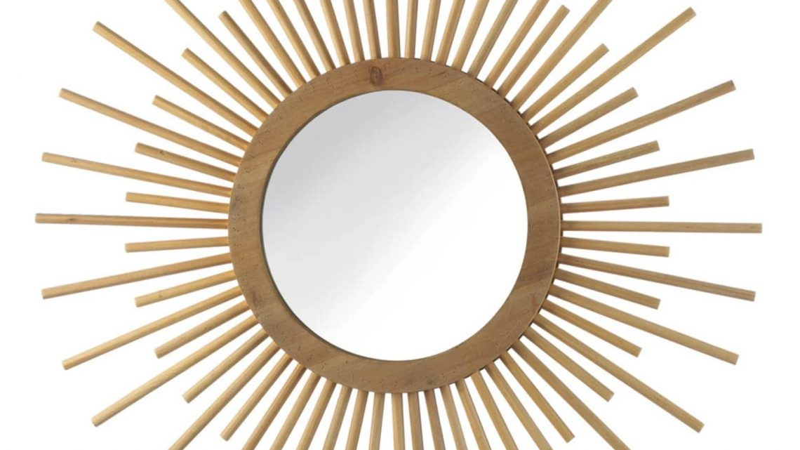 New at KHD – Nila Sunburst Mirror