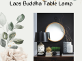 New at KHD – Laos Buddha Table Lamp